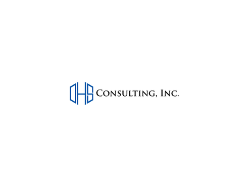 DHS Consulting, Inc. A Logo, Monogram, or Icon  Draft # 235 by Forceman786