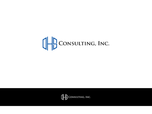DHS Consulting, Inc. A Logo, Monogram, or Icon  Draft # 236 by Forceman786
