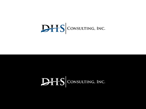 DHS Consulting, Inc. A Logo, Monogram, or Icon  Draft # 238 by Forceman786