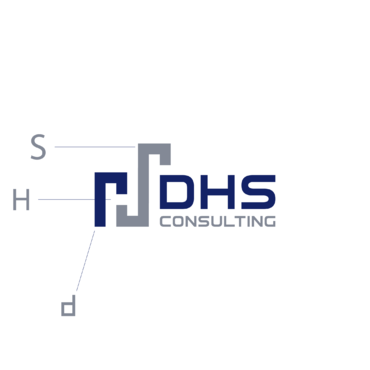 DHS Consulting, Inc. A Logo, Monogram, or Icon  Draft # 244 by muniruzzamanmunir