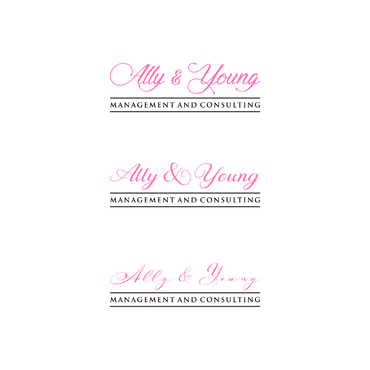 Ally & Young  A Logo, Monogram, or Icon  Draft # 84 by juniorart