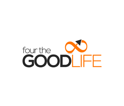Four the Good Life A Logo, Monogram, or Icon  Draft # 5 by DiscoverMyBusiness
