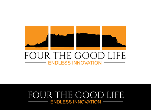 Four the Good Life A Logo, Monogram, or Icon  Draft # 15 by shreeganesh
