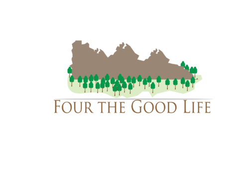 Four the Good Life A Logo, Monogram, or Icon  Draft # 18 by mozil