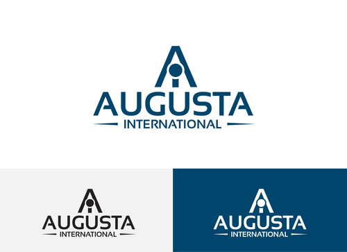 Augusta International A Logo, Monogram, or Icon  Draft # 30 by Adwebicon