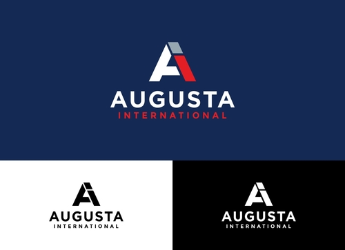 Augusta International A Logo, Monogram, or Icon  Draft # 31 by Adwebicon