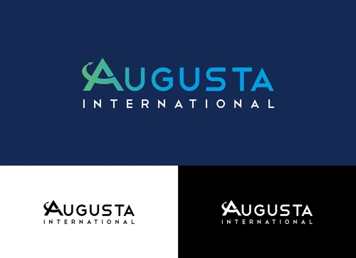 Augusta International A Logo, Monogram, or Icon  Draft # 32 by Adwebicon