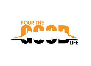 Four the Good Life A Logo, Monogram, or Icon  Draft # 20 by shreeganesh