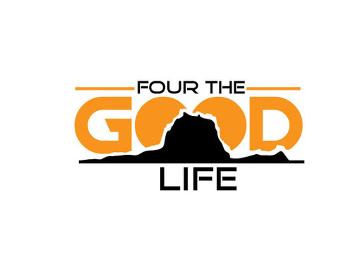 Four the Good Life A Logo, Monogram, or Icon  Draft # 21 by shreeganesh