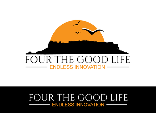 Four the Good Life A Logo, Monogram, or Icon  Draft # 29 by shreeganesh