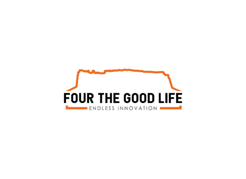 Four the Good Life A Logo, Monogram, or Icon  Draft # 30 by xmanawaryx