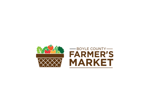 Boyle County Farmer's Market A Logo, Monogram, or Icon  Draft # 41 by Harni