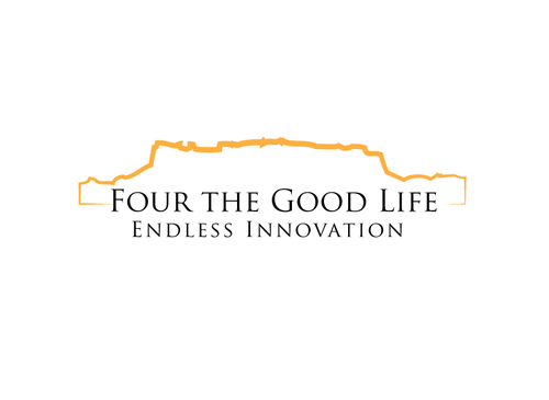 Four the Good Life A Logo, Monogram, or Icon  Draft # 37 by ziya75