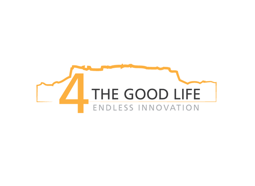 Four the Good Life A Logo, Monogram, or Icon  Draft # 38 by ziya75