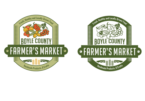 Boyle County Farmer's Market A Logo, Monogram, or Icon  Draft # 42 by mnorth