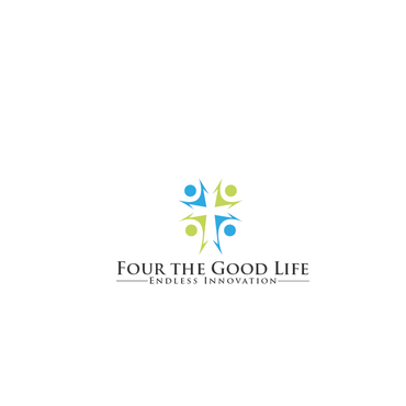 Four the Good Life A Logo, Monogram, or Icon  Draft # 42 by TheAnsw3r