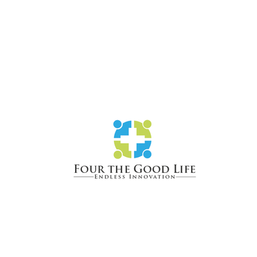 Four the Good Life A Logo, Monogram, or Icon  Draft # 43 by TheAnsw3r