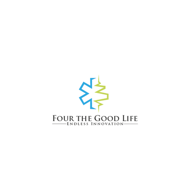 Four the Good Life A Logo, Monogram, or Icon  Draft # 44 by TheAnsw3r