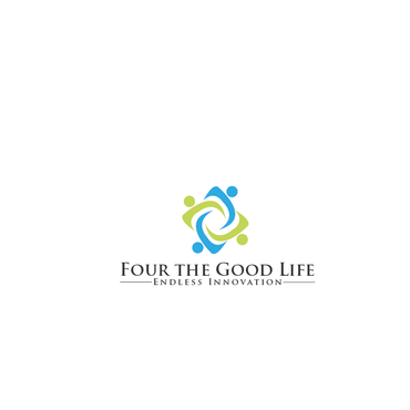 Four the Good Life A Logo, Monogram, or Icon  Draft # 45 by TheAnsw3r