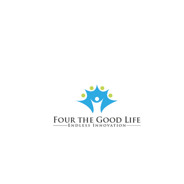Four the Good Life A Logo, Monogram, or Icon  Draft # 46 by TheAnsw3r