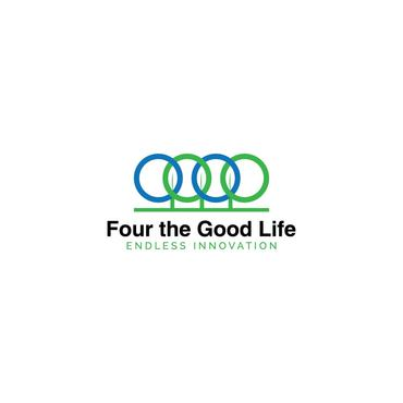Four the Good Life A Logo, Monogram, or Icon  Draft # 47 by jhunzkie24