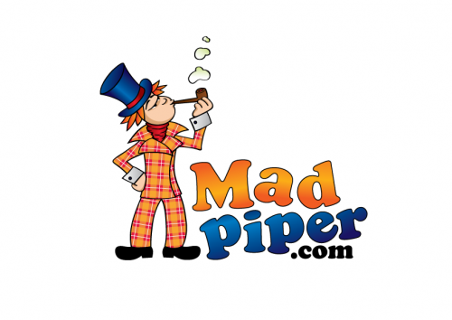 Mad Piper A Logo, Monogram, or Icon  Draft # 99 by adamuk
