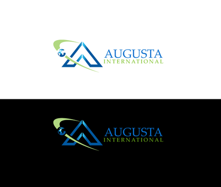Augusta International A Logo, Monogram, or Icon  Draft # 56 by neonlite