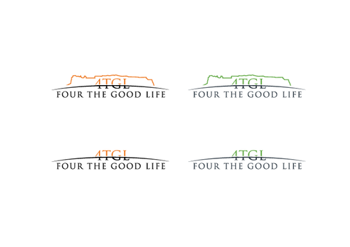 Four the Good Life A Logo, Monogram, or Icon  Draft # 51 by neonlite
