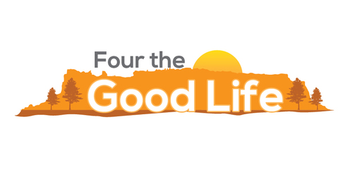 Four the Good Life A Logo, Monogram, or Icon  Draft # 61 by EXPartLogo