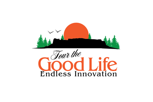 Four the Good Life A Logo, Monogram, or Icon  Draft # 65 by TheTanveer