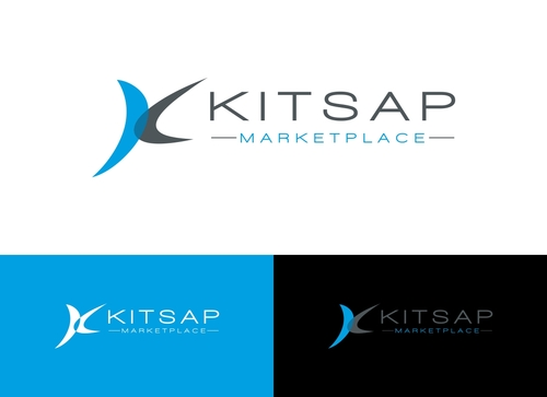 Kitsap Marketplace A Logo, Monogram, or Icon  Draft # 161 by Adwebicon