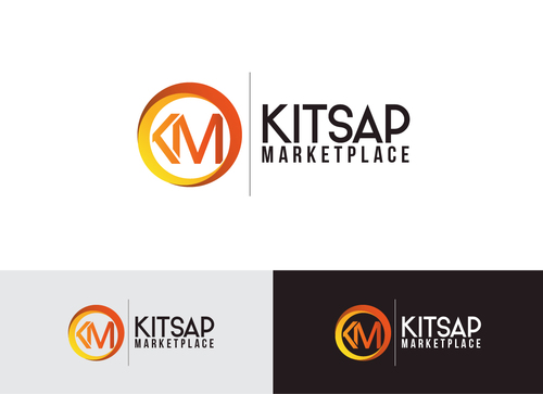 Kitsap Marketplace A Logo, Monogram, or Icon  Draft # 162 by Adwebicon