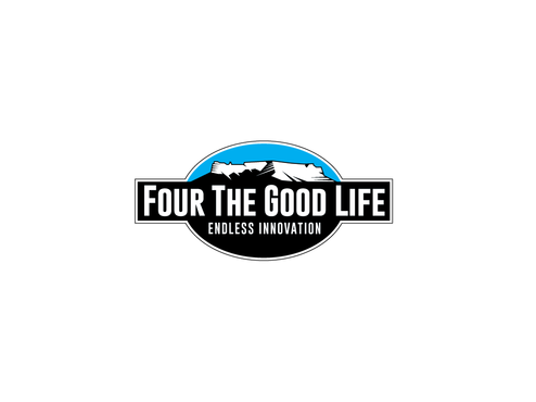 Four the Good Life A Logo, Monogram, or Icon  Draft # 88 by Harni