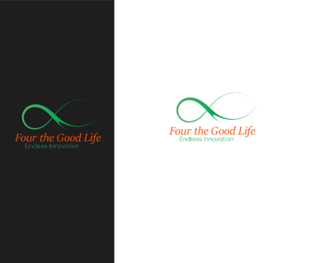 Four the Good Life A Logo, Monogram, or Icon  Draft # 95 by PrintMedia