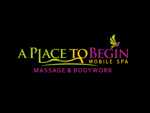 A Place To Begin      Mobile Spa A Logo, Monogram, or Icon  Draft # 213 by dweedeku