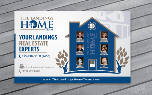 Call Us From Start to Finish We do it all!  Names of agents and their phone numbers