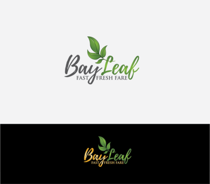 BayLeaf A Logo, Monogram, or Icon  Draft # 256 by logoGamerz