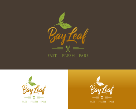 BayLeaf A Logo, Monogram, or Icon  Draft # 261 by simpleway