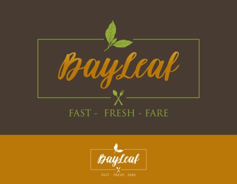 BayLeaf A Logo, Monogram, or Icon  Draft # 262 by simpleway