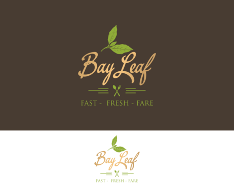 BayLeaf A Logo, Monogram, or Icon  Draft # 264 by simpleway