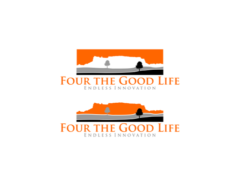 Four the Good Life A Logo, Monogram, or Icon  Draft # 112 by odc69