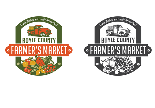Boyle County Farmer's Market A Logo, Monogram, or Icon  Draft # 61 by mnorth