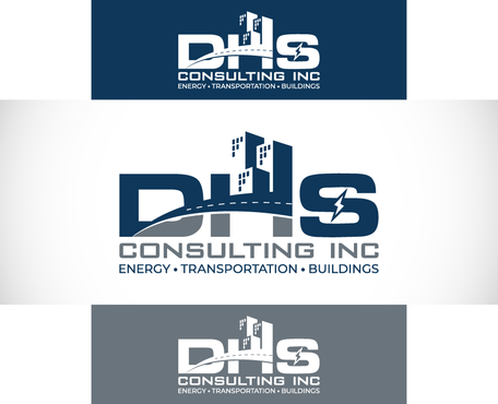 DHS Consulting, Inc. A Logo, Monogram, or Icon  Draft # 268 by sallu