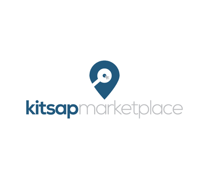 Kitsap Marketplace A Logo, Monogram, or Icon  Draft # 180 by DiscoverMyBusiness