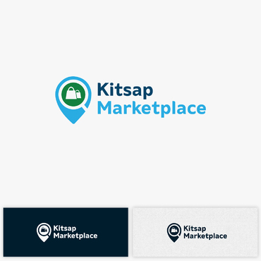 Kitsap Marketplace A Logo, Monogram, or Icon  Draft # 184 by haaly88