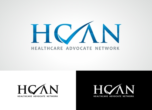 HealthCare Advocate Network (HCAN) A Logo, Monogram, or Icon  Draft # 20 by Adwebicon