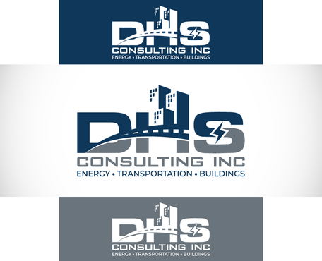 DHS Consulting, Inc. A Logo, Monogram, or Icon  Draft # 281 by sallu