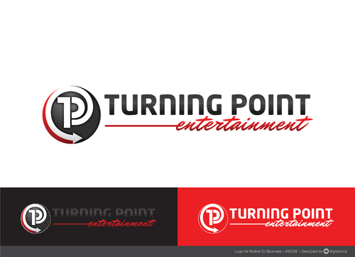 "Turning Point Entertainment ""TPE"" A Logo, Monogram, or Icon  Draft # 30 by ALgraphics"