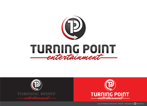 "Turning Point Entertainment ""TPE"" A Logo, Monogram, or Icon  Draft # 43 by ALgraphics"