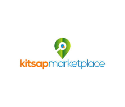 Kitsap Marketplace A Logo, Monogram, or Icon  Draft # 204 by DiscoverMyBusiness